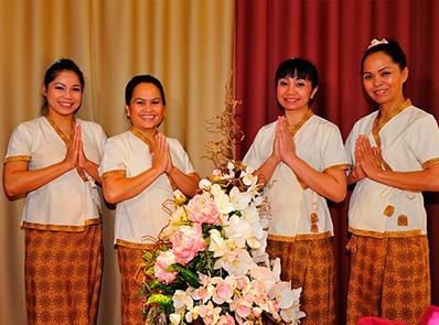 Фотосессия для родственников из Тайланда
