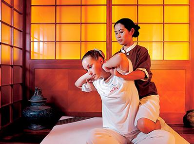О тайском массаже замолвим слово…