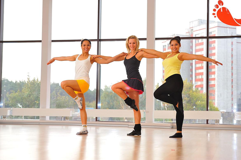 Фитнес таек в клубе D13