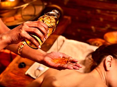 Тайский Арома OIL – массаж