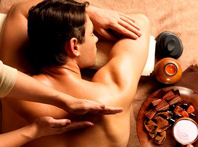 «VIP MEN» – SPA - ритуал для успешных мужчин…