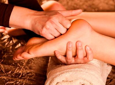 Жемчужина Востока. FOOT – массаж для уставших ног