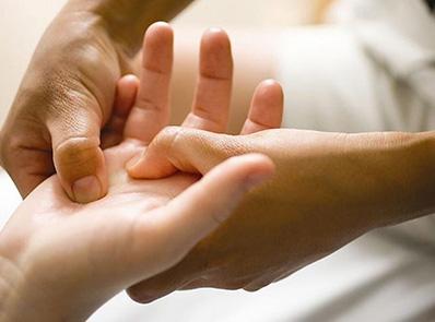 Тайский массаж кистей рук - Лёгкость