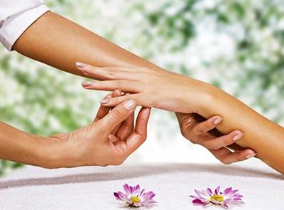Тайский массаж рук - Удовольствие